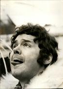 PHOTO - Photo De Presse - Chanteur - PIERRE PERRET - 1971 - Célébrités