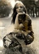 PHOTO - Photo De Presse - Chanteur - MARIE LAFORET - Chanteuse - - Célébrités
