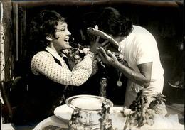 PHOTO - Photo De Presse - Chanteur - RIKA ZARAI - Chanteuse - 1971 - Tarte à La Crème - Célébrités