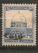 Timbres - Palestine - 13. - N° 71 - - Palestine