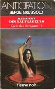 FNA 1399 - BRUSSOLO, Serge - Rempart Des Naufrageurs (BE+) - Fleuve Noir