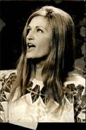 PHOTO - Photo De Presse - Chanteur - DALIDA - Chanteuse - 1971 - Célébrités