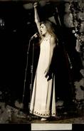 PHOTO - Photo De Presse - Chanteur - DALIDA - Chanteuse - 1973 - Cannes - Célébrités