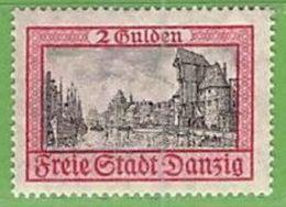 MiNr.213 Xx   Deutschland Freie Stadt Danzig - Danzig