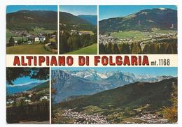 """Trento,""""Altopiano Di Folgaria""""- Vedutine - - Trento"""