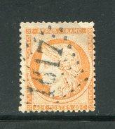 FRANCE- Y&T N°38- GC 1617 (GAMACHES 76) - Marcophilie (Timbres Détachés)