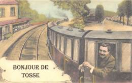 40 - LANDES / Fantaisie Moderne - CPM - Format 9 X 14 Cm - TOSSE - France