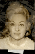 PHOTO - Photo De Presse - Chanteur - PAULETTE MERVAL - Chanteuse - 1969 - Célébrités