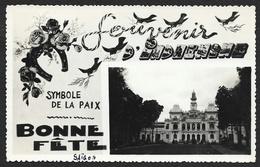 SAIGON Bonne Fête Souvenir 1950 () Viet Nam - Viêt-Nam