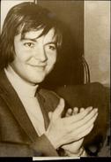 PHOTO - Photo De Presse - Chanteur - STEPHANE REGGIANI - 1974 - Célébrités