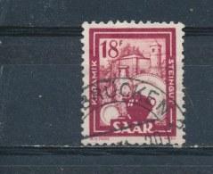 Saar/Sarre 1949 Mi: 282 Yt: 287 (Gebr/used/obl/o)(2231) - 1947-56 Gealieerde Bezetting