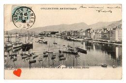 15678-LE-83-TOULON-COLLECTION ARTISTIQUE-- Le Port L Vieille Darse---------bateaux - Toulon