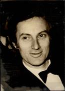PHOTO - Photo De Presse - Chanteur - HUGUES AUFRAY - 1971 - Célébrités