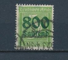 Duitse Rijk/German Empire/Empire Allemand/Deutsche Reich 1923 Mi: 301A Yt: 273 (Gebr/used/obl/o)(2236) - Duitsland