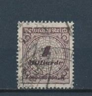 Duitse Rijk/German Empire/Empire Allemand/Deutsche Reich 1923 Mi: 325A Yt: 320 (Gebr/used/obl/o)(2245) - Duitsland