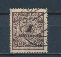 Duitse Rijk/German Empire/Empire Allemand/Deutsche Reich 1923 Mi: 325A Yt: 320 (Gebr/used/obl/o)(2246) - Duitsland