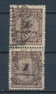 Duitse Rijk/German Empire/Empire Allemand/Deutsche Reich 1923 2x Mi: 325APa Yt: 320 (Gebr/used/obl/o)(2247) - Duitsland