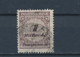 Duitse Rijk/German Empire/Empire Allemand/Deutsche Reich 1923 Mi: 325AP Yt: 320 (Gebr/used/obl/o)(2248) - Duitsland