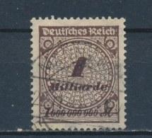 Duitse Rijk/German Empire/Empire Allemand/Deutsche Reich 1923 Mi: 325AWa Yt: 320 (Gebr/used/obl/o)(2249) - Duitsland