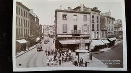 CPA D42 Rive De Gier,la Boirie , Rue Feloin - Rive De Gier