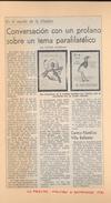 LOTE DE 10 ARTICULOS FILATELICOS DEL EXPERTO FILATELISTA CARLOS KUPERMAN PUBLICADOS EN LA PRENSA DE BUENOS AIRES EN 1966 - Tijdschriften