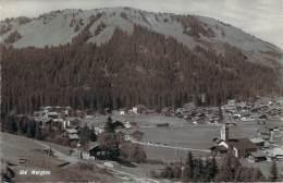 Suisse - Morgins - (beau Cad Type Flamme ? Morgins) - VS Valais