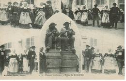 29 - Types Bretons - Types De Beuzec - Frankreich