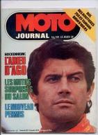 MOTO JOURNAL  N° 331 SEPTEMBRE 1977 - Auto/Moto