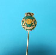 SC MARINHENSE - Portugal Football Soccer Club Old Enamel Pin Badge Fussball Futebol Clube Calcio Anstecknadel Distintivo - Football