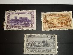 France  GRAND-LIBAN Colonie - Gran Líbano (1924-1945)