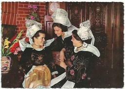 29 Bannalec - Coiffes Et Costumes - Bannalec