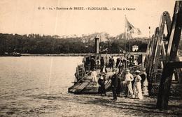 ENVIRONS DE BREST -29- PLOUGASTEL - LE BAC A VAPEUR - Plougastel-Daoulas