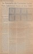 LOTE DE 9 ARTICULOS FILATELICOS DEL EXPERTO FILATELISTA CARLOS KUPERMAN PUBLICADOS EN LA PRENSA DE BUENOS AIRES EN 1966 - Tijdschriften