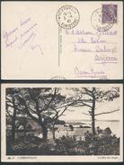 MEL283 Carte De L'Aberwrach à Bayonne 1940 - 1938-42 Mercurio