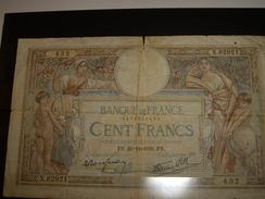 FRANCE  CENT FRANCS  FN.29/12/1938.FN. - 1871-1952 Antiguos Francos Circulantes En El XX Siglo