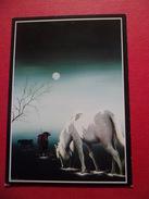 Carte Postale Yvon Paris  N°10.13.1010 Paysages Et Faune De Camargue Selon Hubert Westermann Neuve B/TB - Pferde