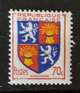 YT 958 - Armoirie Gascogne - Neuf - Frankrijk