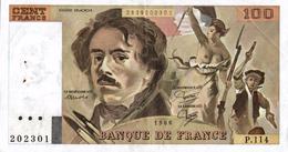 BILLET DE CENT FRANCS - 1962-1997 ''Francs''