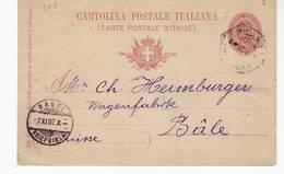 8417 MILANO X BALE - BASEL POSTMARK CARTOLINA NOZZE PRINCIPE NAPOLI ELENA MONTENEGRO - REALI 00 - Entiers Postaux