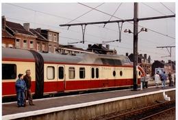 Foto  Photo - Trein Train Locomotief - Trans Europ Express - TEE - 1993 - Trains