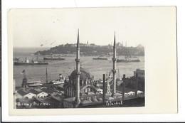 16628 - Istanbul Saray Burnu Le Port Bateaux - Turquie