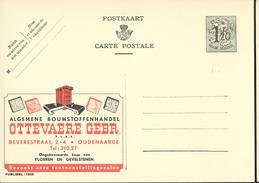 Publibel Neuve N° 1203  ( Ottevaere Gebr  -  Oudenaarde) - Enteros Postales