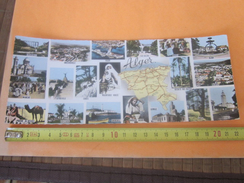 Algérie El-Djezair Alger Panorama Autres Villes Multi-vues (ex Colonie Française)CPSM Carte Postale Panoramique Afrique - Algiers