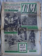 Ancien - Journal TAM Hebdo De L'Union Française N° 259 19 Juillet 1947 Alger - Autres