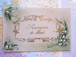 Souvenir De Mai Carte Celluloïd - Postcards