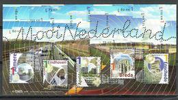 2011 Beautiful Nedeland Miniature Sheet Mint - Periodo 1980 - ... (Beatrix)