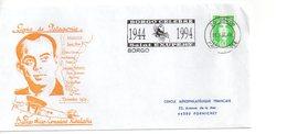 503 St Exupery  Aéropostale  Borgo 1994 - Poste Aérienne