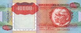 Angola 10000 Escudos 1991 Pick 131a UNC - Angola