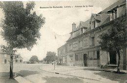 BEAUNE LA ROLANDE - Beaune-la-Rolande