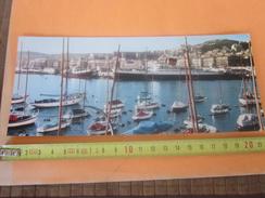 Algérie  El-Djezair Alger Panorama Vue Générale (ex Colonie Française)CPSM Carte Postale Panoramique Afrique - Algiers